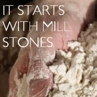 EN it starts with mill stones